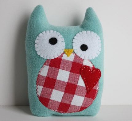 Sweet Owl Plush