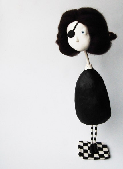 MARCH SALE...Anne...Art doll, OOAK