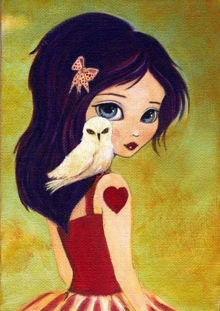Owlways Print