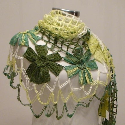 Green Flower