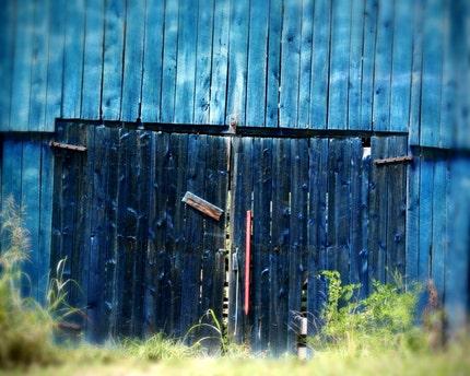 Kentucky  Blue Barn