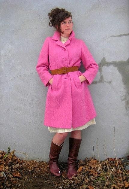 vintage coats, vintage clothing