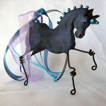 Racine the Dancing Horse