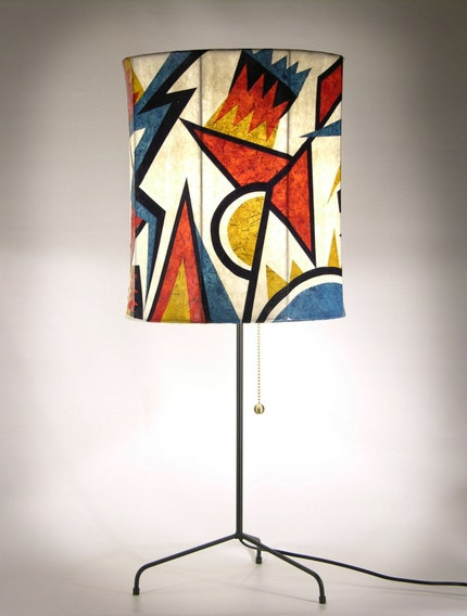 Colorful Native American Motif / Paper Mache / by lauralights