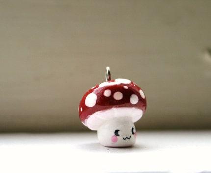 Mushroom Charm