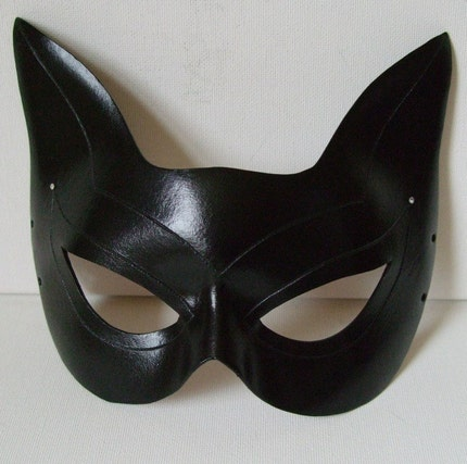 Catwoman Mask. Maybe Catwoman is more your style and would make a great