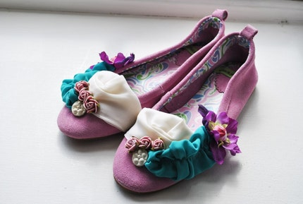 spirit walk - adorned shoes (7)