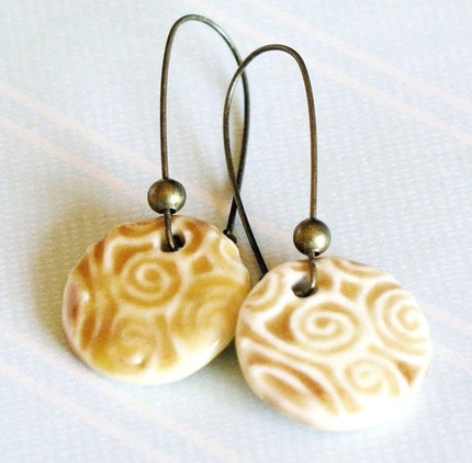 Sunshine China Earrings