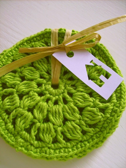 Free Crochet Fish Coaster Pattern : Etsy coaster - Shop for Etsy coaster on Stylehive