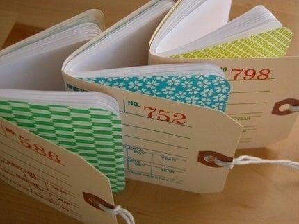 Mini Tag Book - Inventory Edition