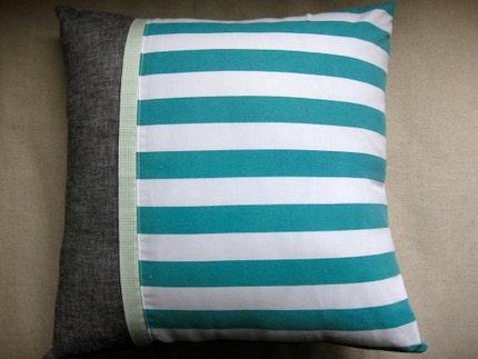Bar Graph - 16x16 pillow cover