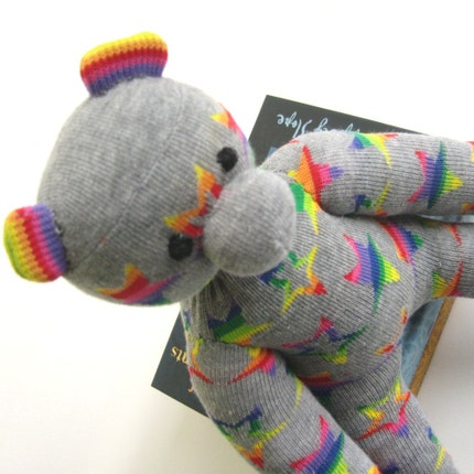 Roller Disco Bear by Clarebear