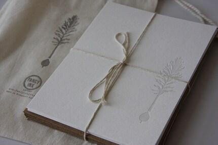 Aspen note card set