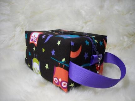 Owl Night Long - Petite KIP Bag