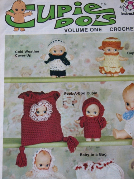 Stone Hill Collectibles - 13 Kewpie Doll Clothes Patterns Bride