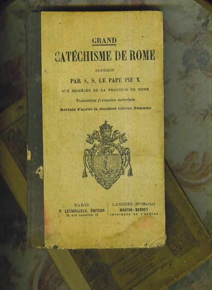 ANTIQUE FRENCH BOOKS 1880 1906 for your Creative Use