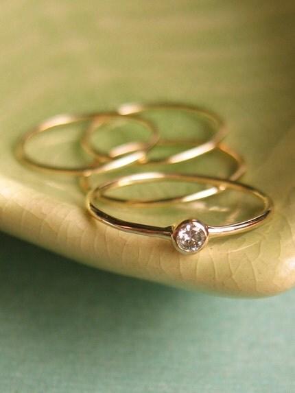 Diamond Ring - Custom for kesian7