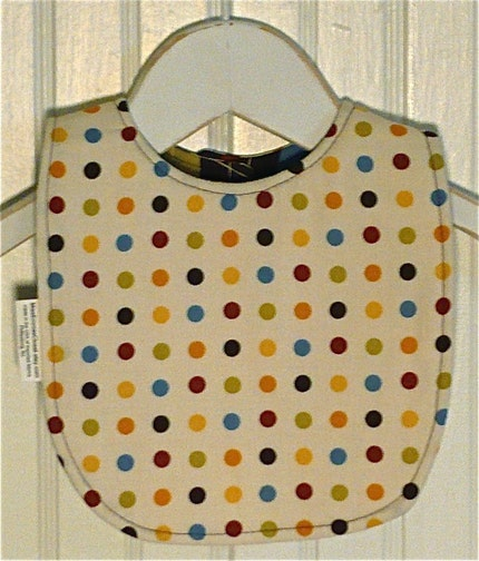 Reversible Bib Argyle