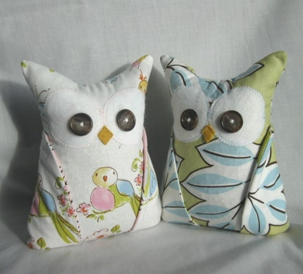 SALE Owl bookend