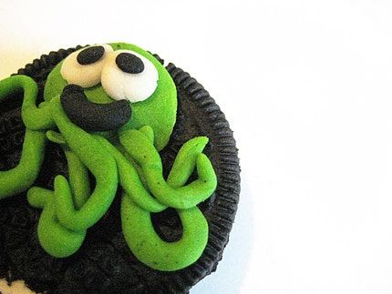 30 Octopus Oreo Lollipops By FriendlyCreationss on Etsy