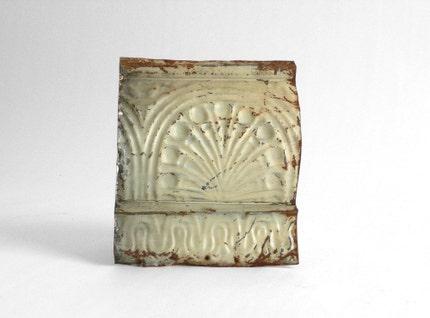 Victorian Tin Molding Piece