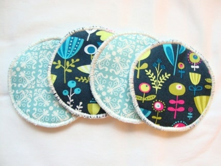 BELLA NURSING PADS - REUSEABLE AND COMFORTABLE