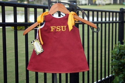 FSU - Florida State University - A-line Dress