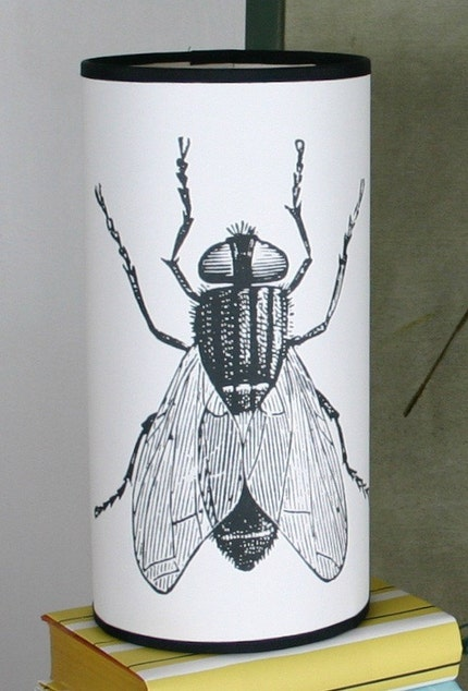 GIANT FLY LAMP