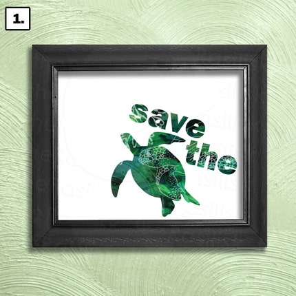 Save the Turtles  Benefits clean up efforts in the by theRasilisk