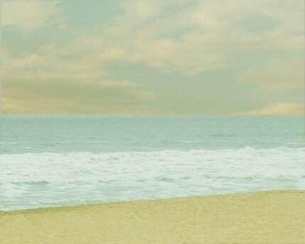 Dreamy Day at the Beach 8x10 Fine Art Photograph