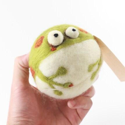 Woolbuddy Frog