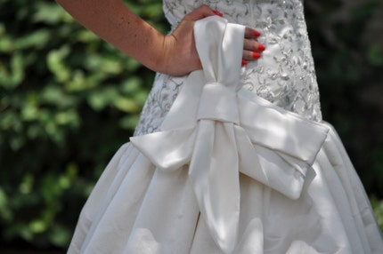 Bridal Clutch - The Elle Jane Clutch - Ivory