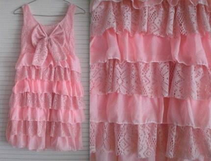 Lace Lace Lace Dress XS-S