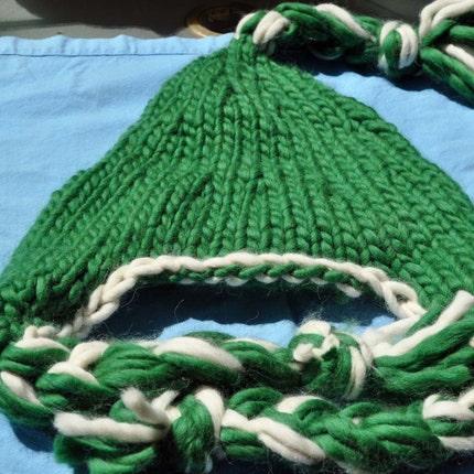 Snowboarder's hat