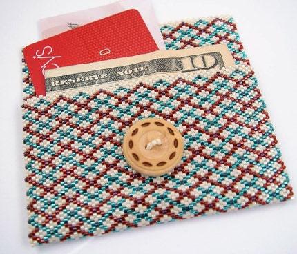 School Girl Plaid - Card Case