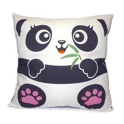 Panda - Deluxe Pillow