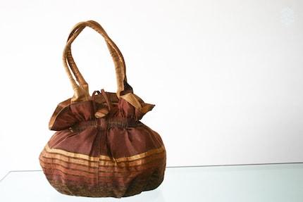 l o l a  - Cactus Silk Tote Bag