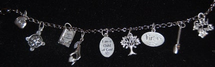 Young Women's Virtue charm bracelet
