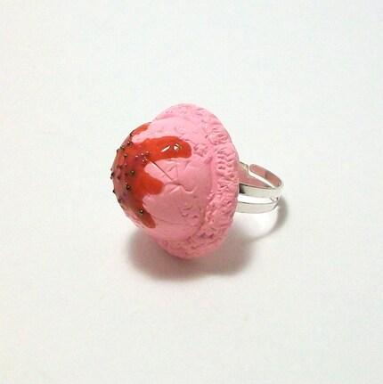 Ice Cream Scoop Ring