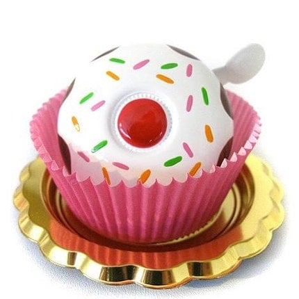 cupcake gift  bicycle bell