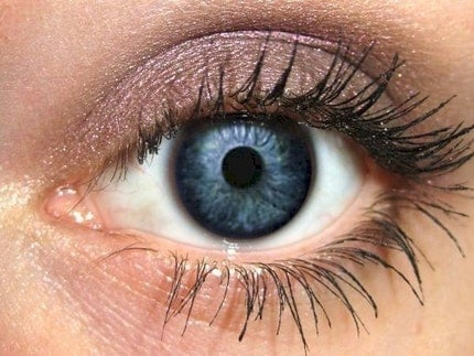 Patchouli - Pure Organic Mineral Eye Color