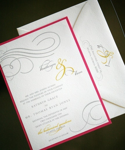 Cloud Nine Invitation Suite