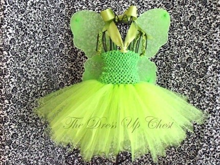 Free Tinkerbell Crochet Pattern | Shop at ThisNext