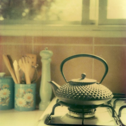 Smiley's Teapot - Original Signed Fine Art Photograph