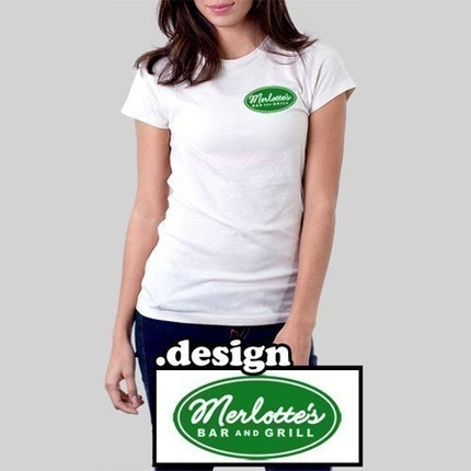 TRUE BLOOD Merlotte's Bar Womens - T-Shirt - PICK YOUR SIZE
