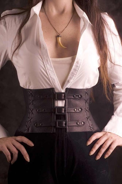 This belt actually IS a corset