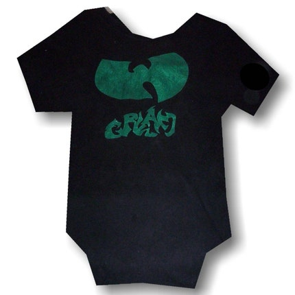 5341abc61 ... onesie for wee Young Dirty Toddler. How about Wu boots?