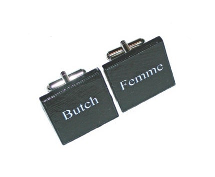 venus or vixen adult. Butch & Femme Cufflinks by Venus Flytrap Jewels