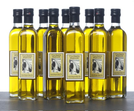 ORGANIC olive oil from the Napa Valley LARGER 500 ml bottle