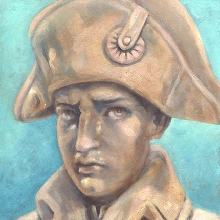 Napoleon painting